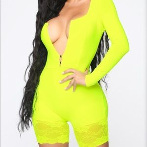 Fashion Nova Romper